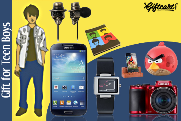 Gifts Galore for the Gen Next Teen Guy!! - Online Gift Shopping ...