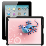 Lizard-Graphics 3D Ipad Case