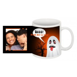 Halloween- From me to you ! Personalised Mug