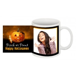 Happy Halloween Personalised Mugs