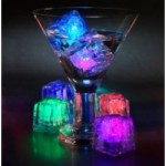 Liquid Sensitized Led Ice Cube