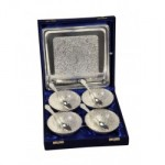 Silver Plated 9 pc Set