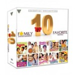 Top 10 Favourite Movies Essential Collection - Set Of 10 DVDs