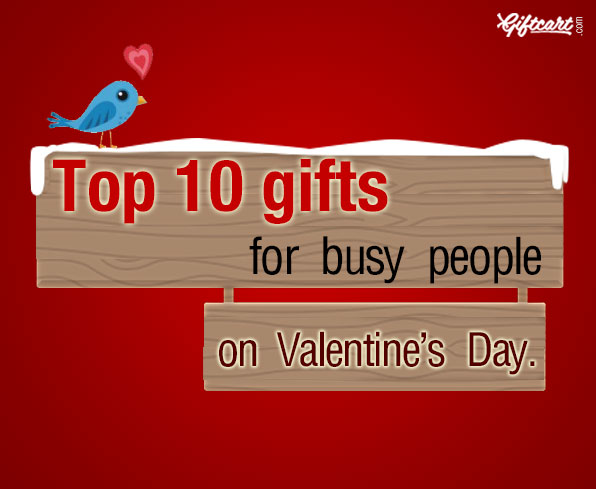 Top 10 gifts for busy people on valentine s day online for Best online valentines gifts