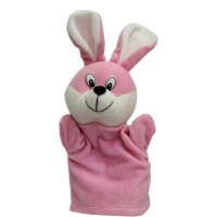 easter-gift-bunny-pink-hand-puppet