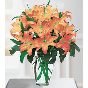 mother's day-gift-flowers-lilies