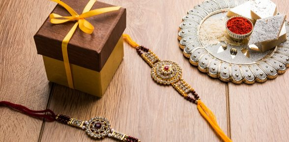 Beautiful Rakhis Combined With Delicacies To Pamper Dear Brothers