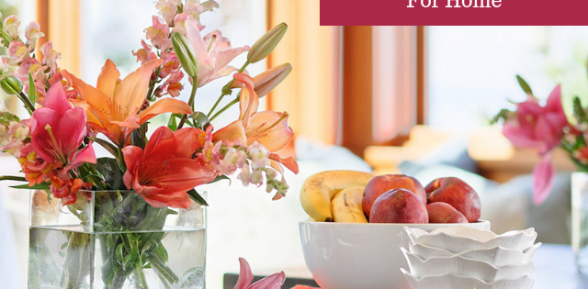 Floral Arrangement Ideas for Home That Will Enhance the Beauty of Your Home