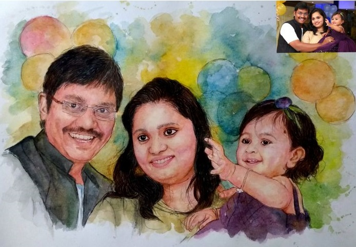 watercolor_family